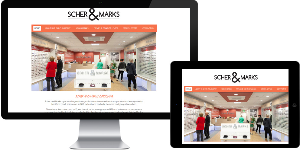 Scher and Marks Opticians