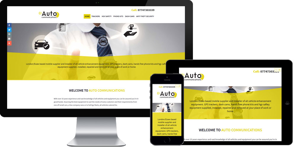 Auto Communications