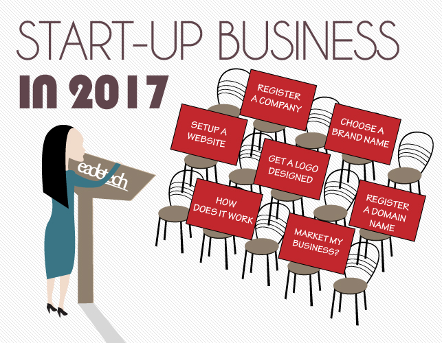 Startup a business in 2017