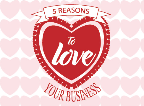 5 reasons to love your online business