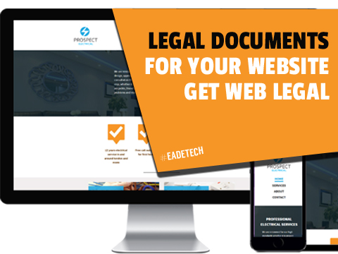 Get Legal Web Templates Online from Legalo