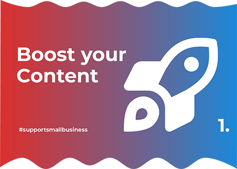 Boost your content - Copywriting Services